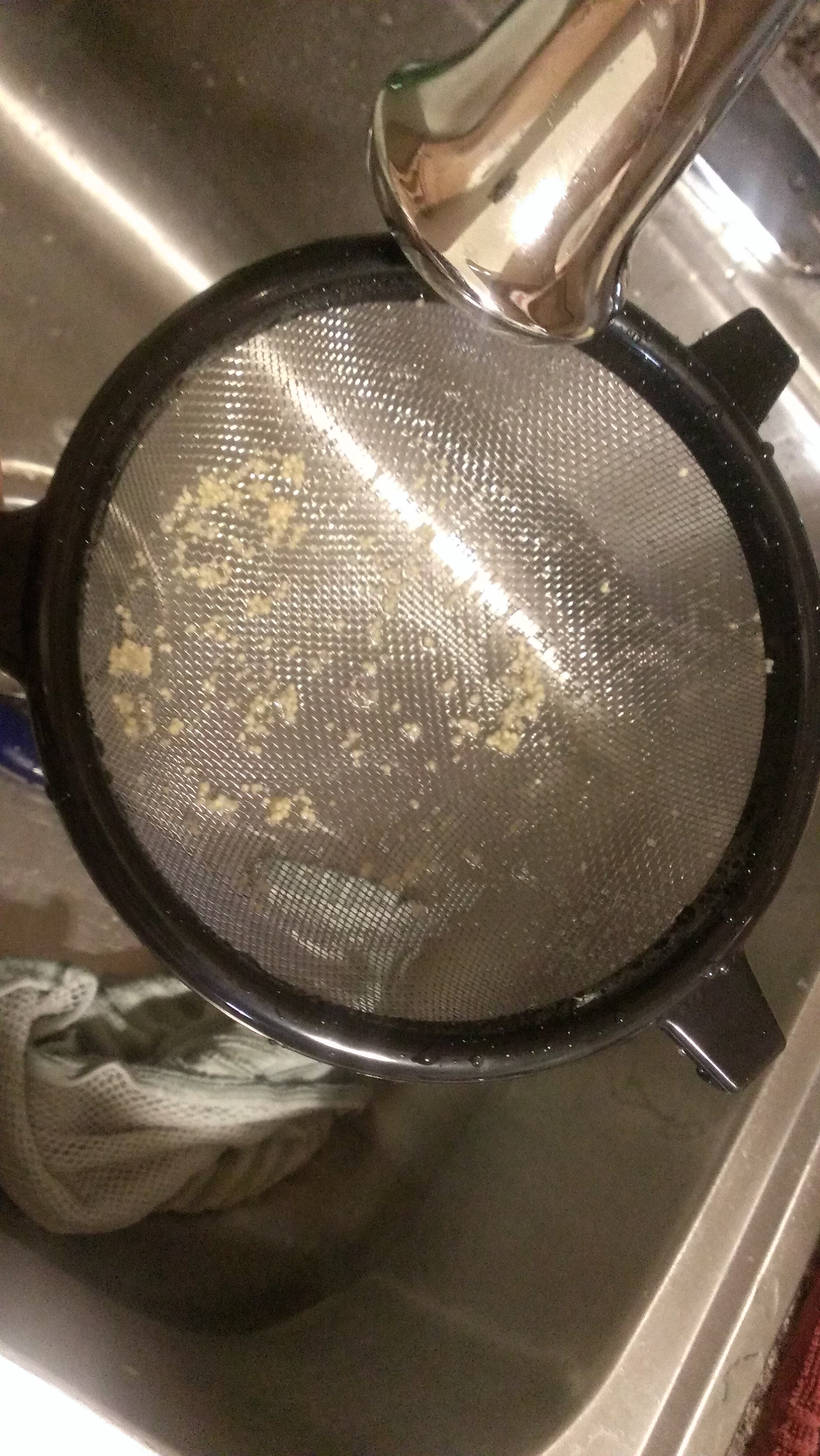 couscous strainer
