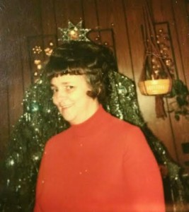 "Grandma Lois - sometimes called ""Lo-ee"""